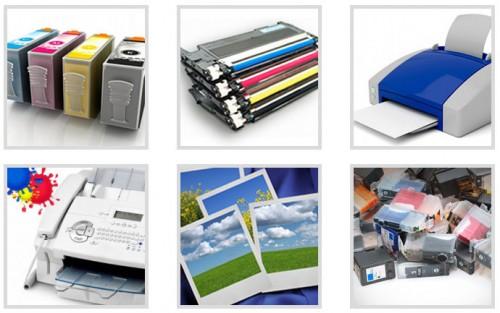 Tintas toners e impresoras